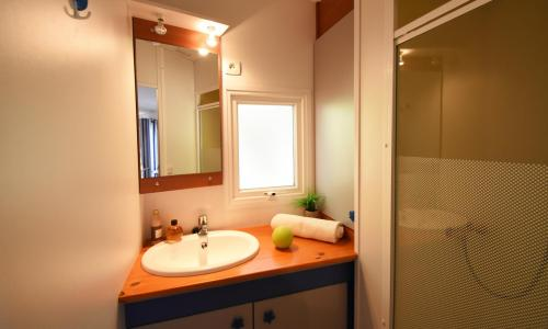 Location Mobil home PIANA 4 PERS Salle de bain