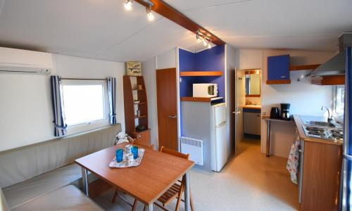 Location Mobil home PIANA 4 PERS Coin séjour