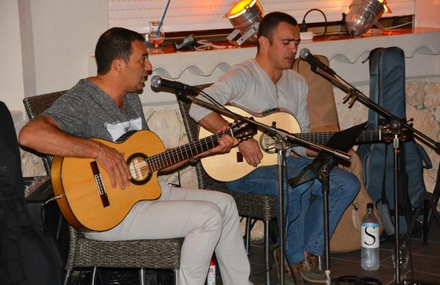 Concert champs Corses