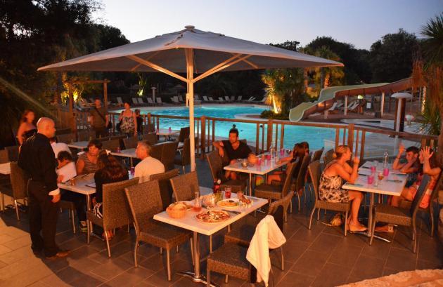 Restaurant soirée Pertamina Village