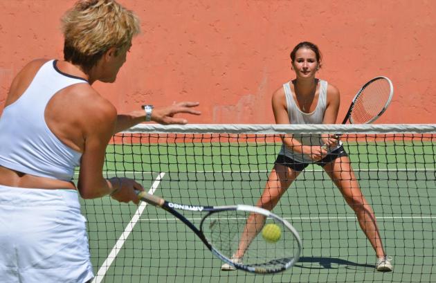 Tennis camping Bonifacio