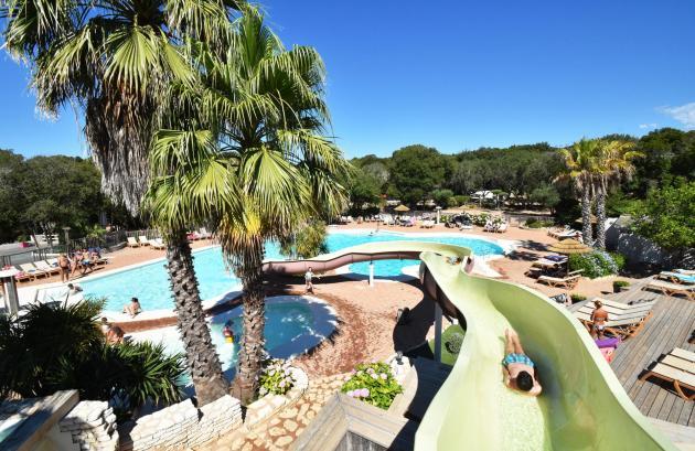 Tobbogan piscine Pertamina