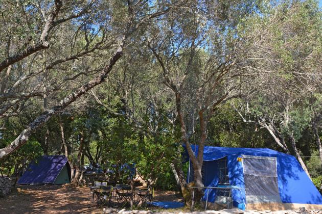 Emplacement camping Pertamina