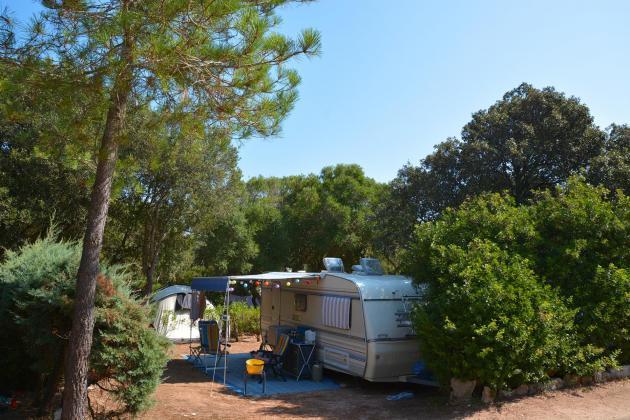 Emplacement caravane Pertamina Village